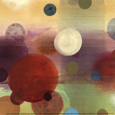Circle Dreams II - petite Poster by Selina Werbelow for $7.50 CAD