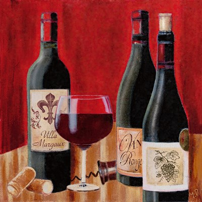 A Tasting I Poster by Maria Donovan for $12.50 CAD