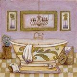 Lavender Bath I