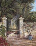 Tranquil Garden I