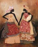 Village Women I