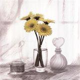 Vanity Floral IV