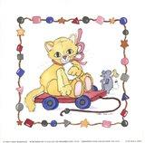 Cat Pull Toy