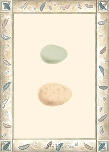 Antique Eggs II Poster by Unknown for $15.00 CAD