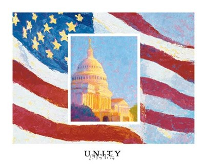 Unity Poster by Gail Wells-hess for $11.25 CAD