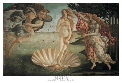 Birth of Venus Poster by Sandro Botticelli for $21.25 CAD