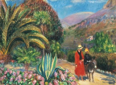 Afternoon in Provence Poster by William James Glackens for $41.25 CAD