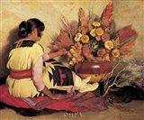 Crucita, a Taos Indian Girl