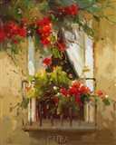 Romantic Window I