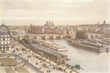 View of the Seine from the Louvre