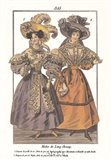 Millinery Modes - vintage dresses