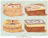 Decorated Gateaux-Occasion