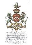 Coat of Arms-Frederick Augustus Berkeley