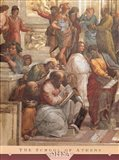 The School of Athens (Detail, Left)