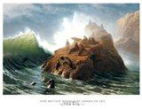 Seal Rock (detail)