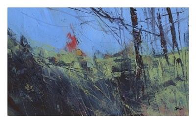 Hillside Clearing Poster by Paul Bailey for $42.50 CAD