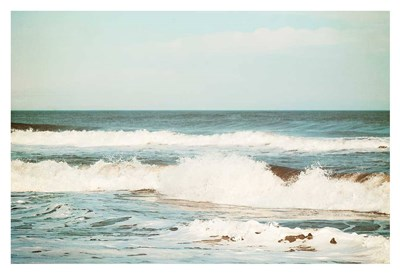 Flowing Sea Poster by Carolyn Cochrane for $85.00 CAD