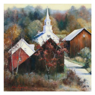 New England Veterans Poster by Esther Engelman for $58.75 CAD