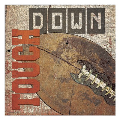 Touch Down Poster by Jo Moulton for $58.75 CAD
