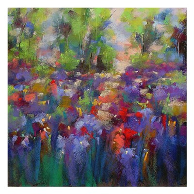 Among the Wildflowers Poster by Anne Kindl for $58.75 CAD