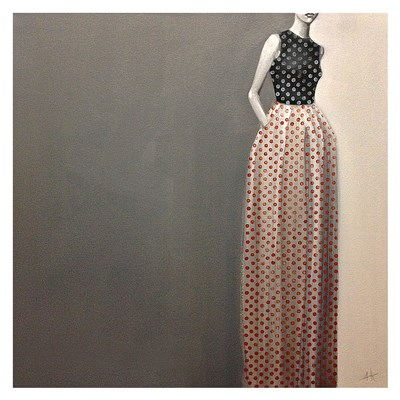 A Grey Area Poster by Anna Kincaide for $88.75 CAD