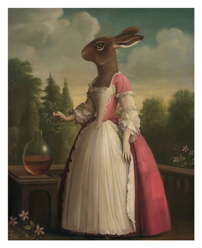 Charm No. 2 - Attar of Knotgrass Poster by Stephen Mackey for $72.50 CAD