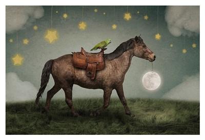 Wanderlust Poster by Greg Noblin for $85.00 CAD