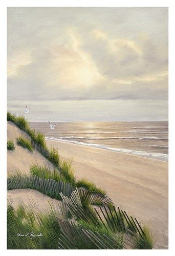 Morning Tide Poster by Diane Romanello for $85.00 CAD