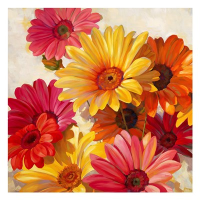 Daisies for Spring Poster by Emma Styles for $58.75 CAD