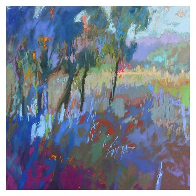 Color Field 44 Poster by Jane Schmidt for $88.75 CAD