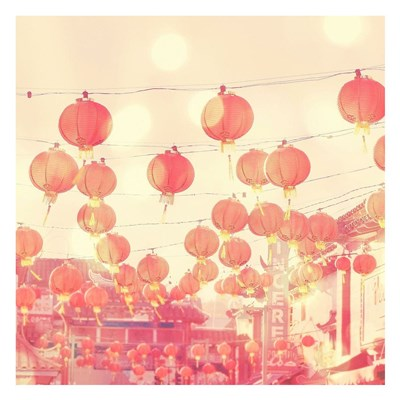Chinatown Poster by Myan Soffia for $52.50 CAD