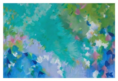 Verdant Echo No. 2 Poster by Elisa Sheehan for $85.00 CAD