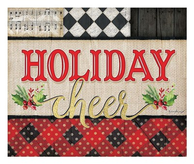 Holiday Cheer Poster by Jennifer Pugh for $52.50 CAD