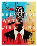 NSA Camera Man