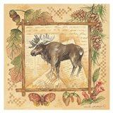 Moose (rustic border)
