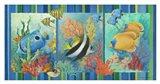 Tropical Fish Strip