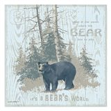 Bear's World Tan