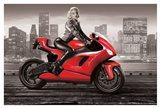 Marilyn's Motorcycle