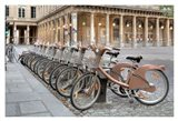 Paris Cycles 1