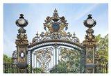Park Monceau Gates