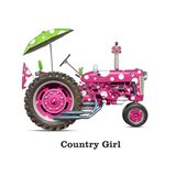 Country Girls Tractor