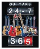 Guitars 24-7, 365