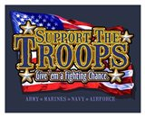 Support the Troops Fighting Chance