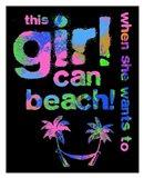 This Girls Can Beach