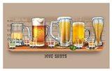 Mug Shots (detail)