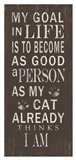 My Goal - Cats