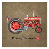 Fire Tractor