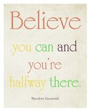 Believe You Can