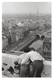 View from the Towers of Notre Dame