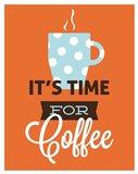 Coffee Time (Orange)